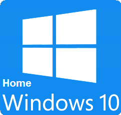 Windows 10 Home 32/64bit, ESD