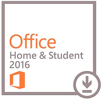 Office 2016 Home & Student 32-bit/x64 Deutsch PKC