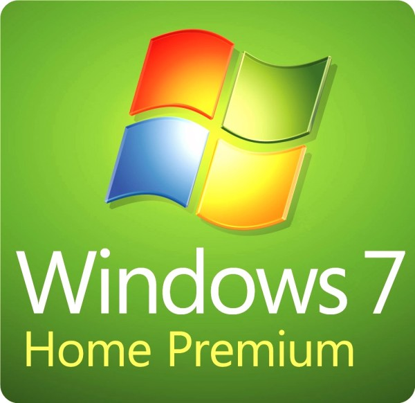 Windows 7 Home Premium inkl. SP1 - Deutsche Vollversion - Download, OEM, 4039407012244